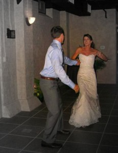 first wedding dance lessons at J'Adore Ballroom in Charlotte NC